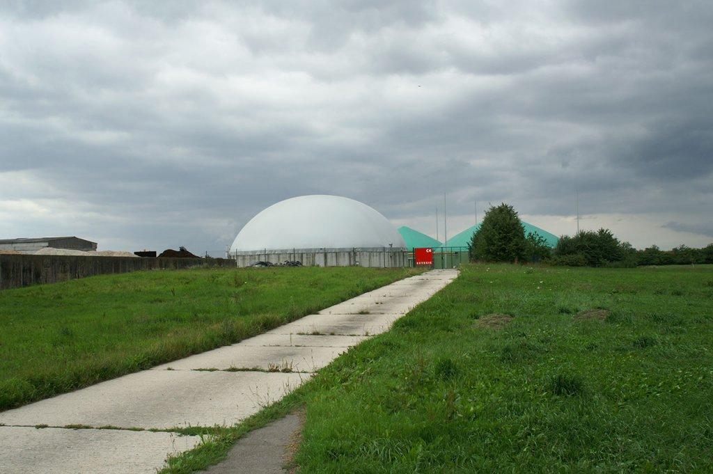 Biogasanlage Süderholz