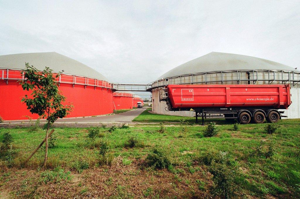 Biogasanlage Rambin