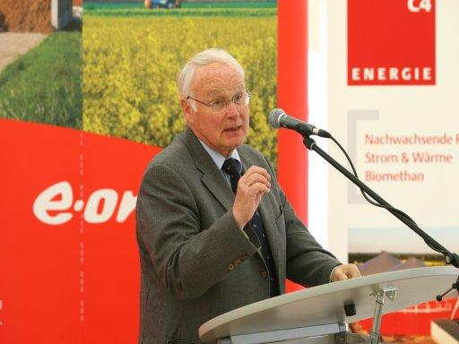 Umweltminister Hans-Heinrich Sander