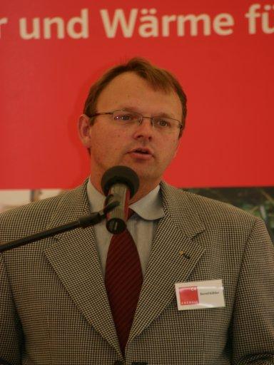 Bernd Köhler, Vorstand C4 Energie AG
