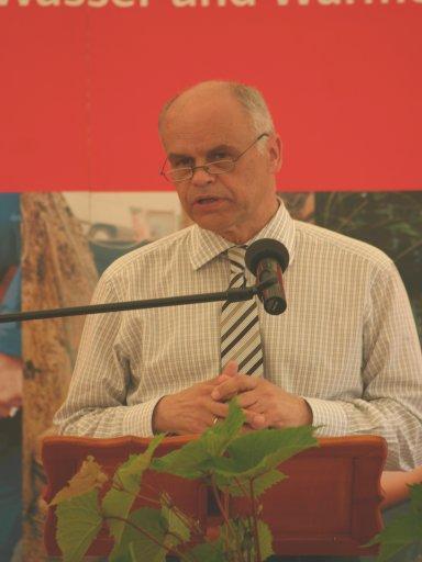 Wolf Hatje, Vorstand E.ON Mitte AG