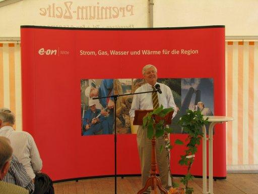 Dr. Ralf Paeschke, stellv. Staatssekretär im niedersächsischen Ministerium für Ernährung, Landwirtschaft, Verbraucherschutz u. Landesentwicklung