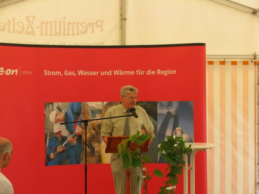 Siegfried Sander, Landvolk Northeim Kreisbauernverband e.V.