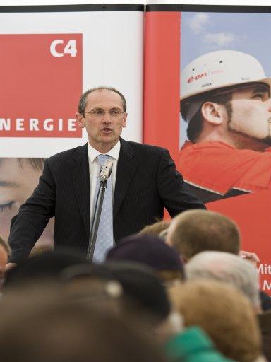 Thomas Weber, Vorstand E.ON Mitte AG